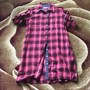 T-shirt dress, size M